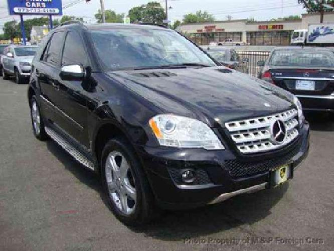 Used 2009 mercedes benz m class ml350 awd suv 50 190 for 2009 mercedes benz ml350
