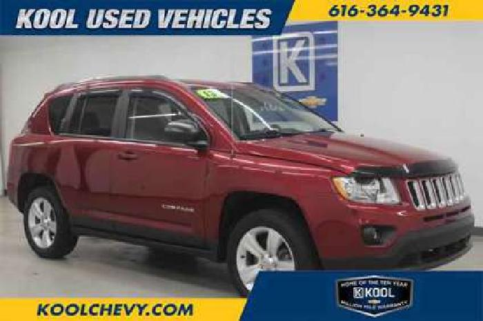 Used 2013 Jeep Compass FWD 4dr