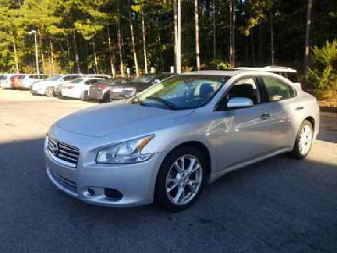 Used 2013 Nissan Maxima 4dr Sdn