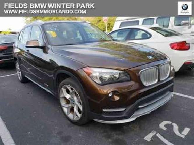 Used 2015 BMW X1 RWD 4dr