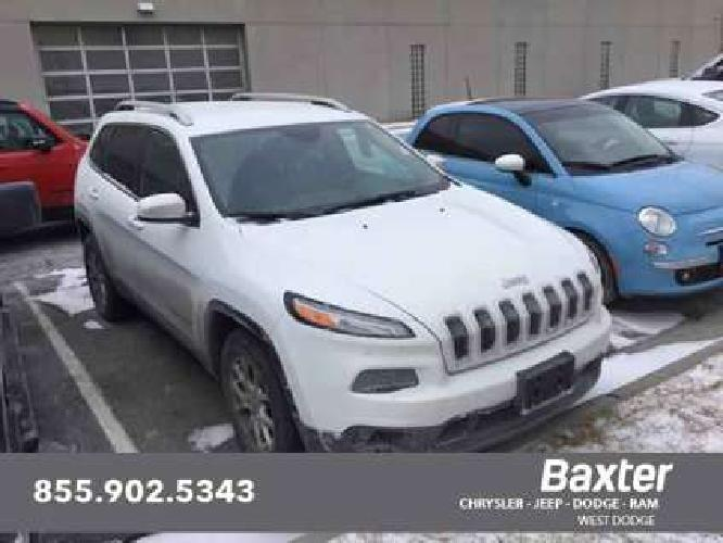 Used 2015 Jeep Cherokee 4WD 4dr