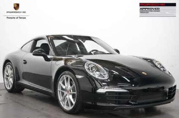 Used 2015 Porsche 911 2dr Cpe