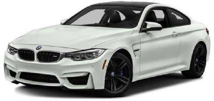 Used 2016 BMW M4 2dr Cpe