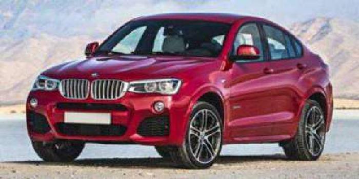 Used 2016 BMW X4 AWD 4dr