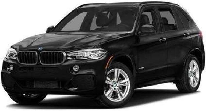 Used 2016 BMW X5 RWD 4dr