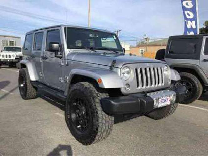 Used 2016 Jeep Wrangler for sale