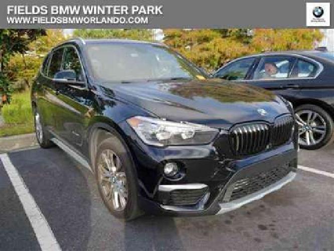 Used 2017 BMW X1 Sports Activity Vehicle