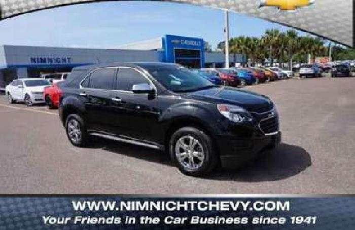 Used 2017 Chevrolet Equinox FWD 4dr