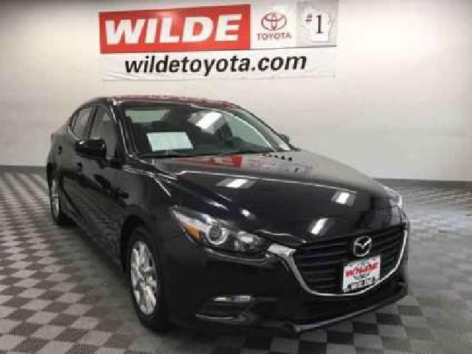 Used 2017 Mazda Mazda3 4-Door Sedan
