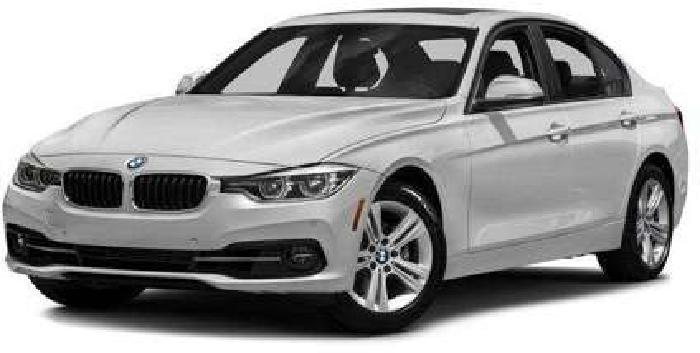 Used 2018 BMW 3 Series Sedan