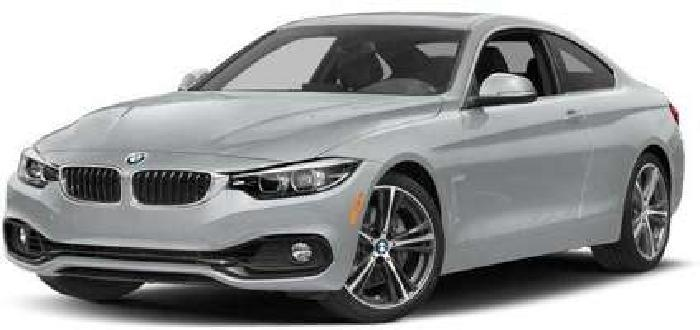 Used 2018 BMW 4 Series Coupe