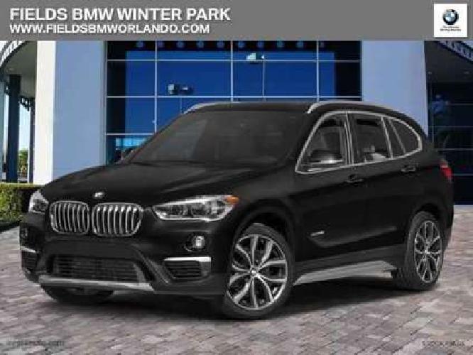 Used 2018 BMW X1 Sports Activity Vehicle
