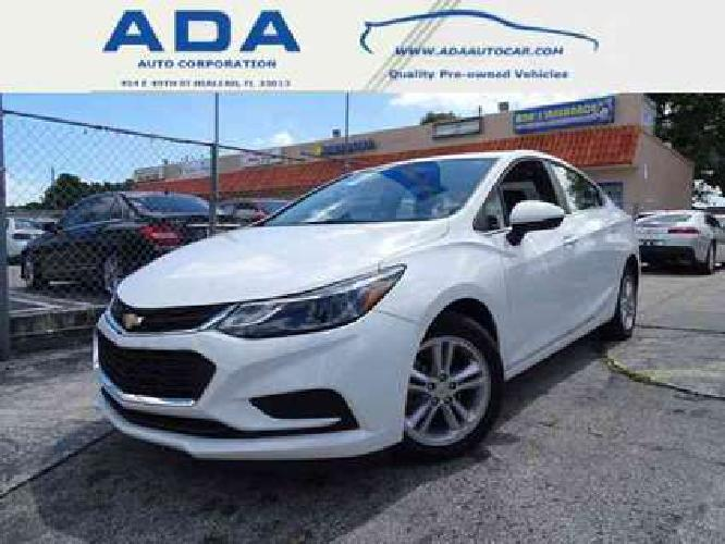 Used 2018 Chevrolet Cruze for sale