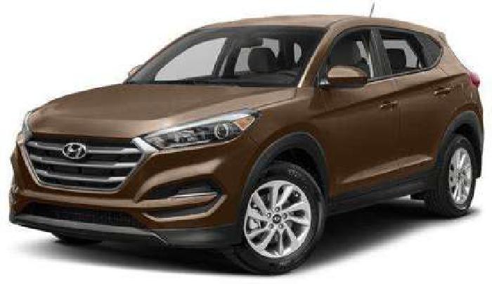 Used 2018 Hyundai Tucson AWD