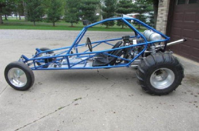 White Hill Mid Engine Sand Rail 2 Seater Dune Buggy 1679cc