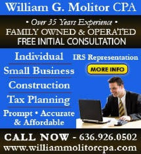 William G Molitor CPA
