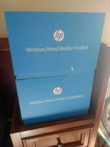 Windows Mixed Reality VR Headset