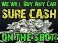 $$$ CASH FOR CARS $$$ (727) call 41O 3939 Top dollar for