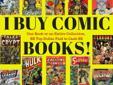 $$ I Buy Comic Books