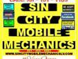 Mobile Mechanic - Las Vegas, NV. - Service and Repair at