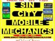 Mobile Mechanic Services in Las Vegas - Auto, Boat & Rv